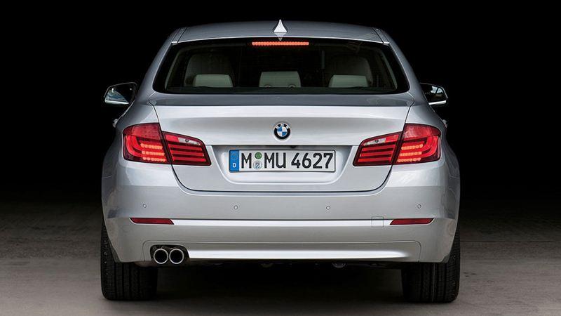 BMW 5-Series 2018 có gì nổi bật so với phiên bản cũ? - Ảnh 8