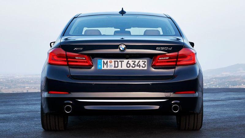 BMW 5-Series 2018 có gì nổi bật so với phiên bản cũ? - Ảnh 9
