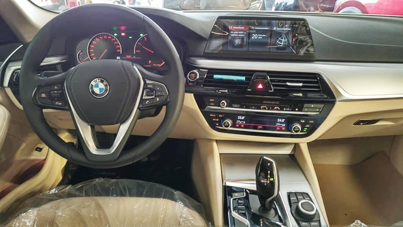 Thông số kỹ thuật và trang bị xe BMW 520i 2019 tại Việt Nam - Ảnh 4