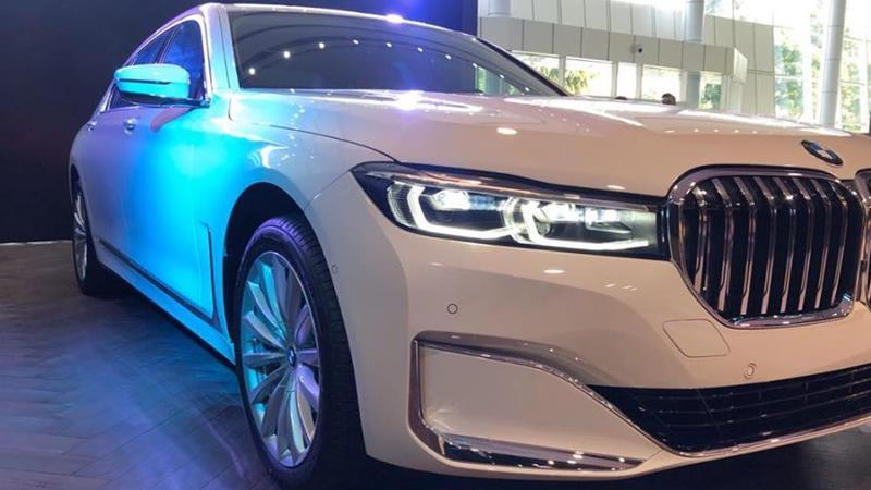 BMW 7-Series 2020 bán tại Việt Nam, bản 740Li LCI giá 5,6 tỷ đồng - Ảnh 2