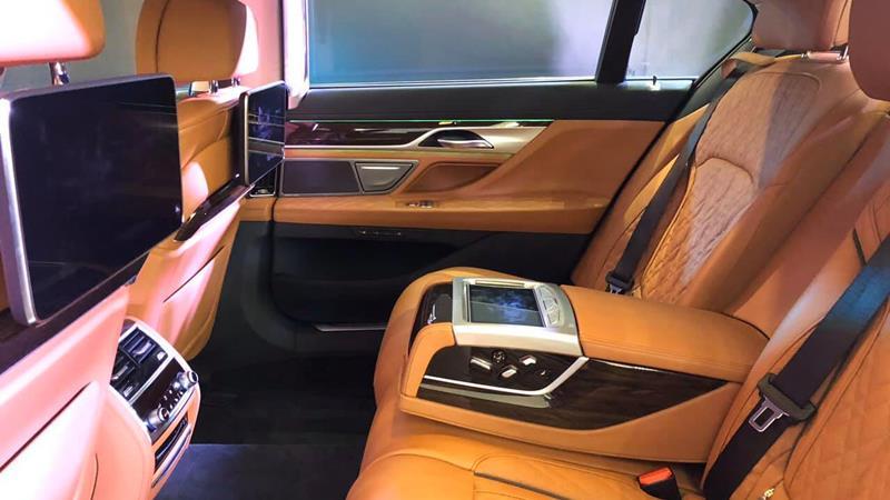 BMW 7-Series 2020 bán tại Việt Nam, bản 740Li LCI giá 5,6 tỷ đồng - Ảnh 4