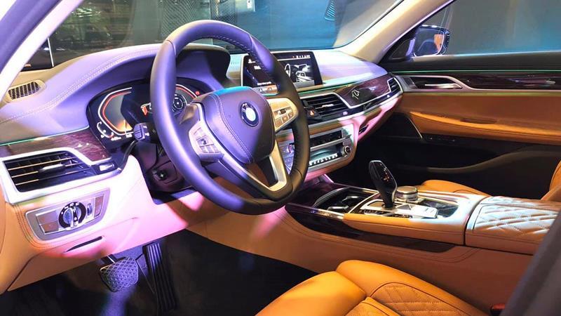 BMW 7-Series 2020 bán tại Việt Nam, bản 740Li LCI giá 5,6 tỷ đồng - Ảnh 3