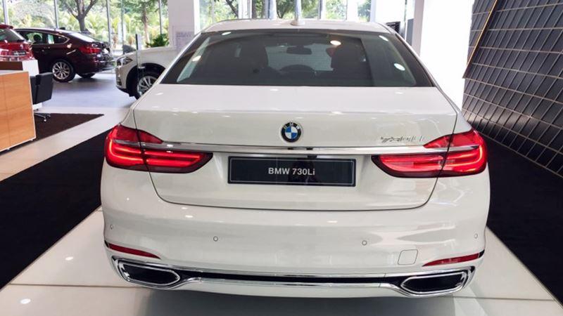 Chi tiết TSKT và trang bị xe BMW 730 Li 2019 tại Việt Nam - Ảnh 3