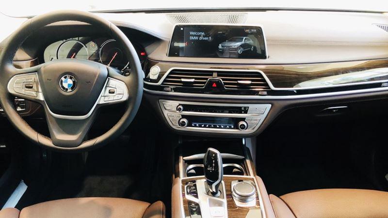 Chi tiết TSKT và trang bị xe BMW 730 Li 2019 tại Việt Nam - Ảnh 4