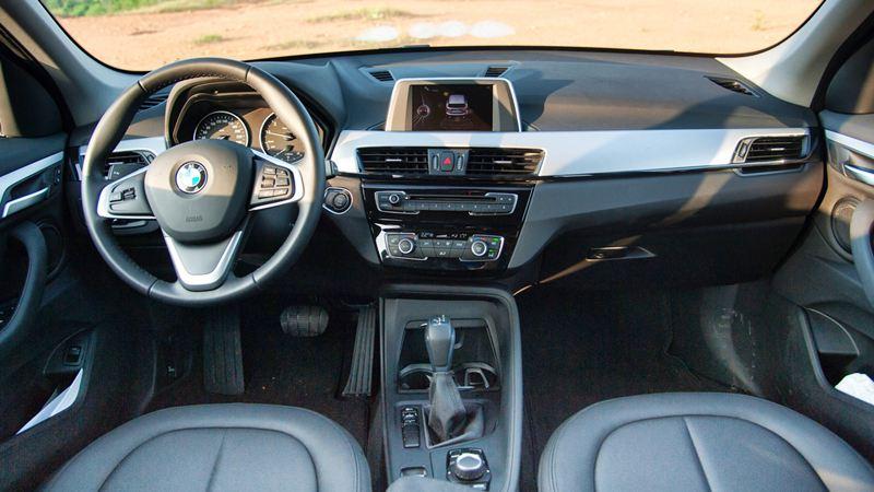 Chi tiết xe BMW X1 2017 tại Việt Nam - Ảnh 4