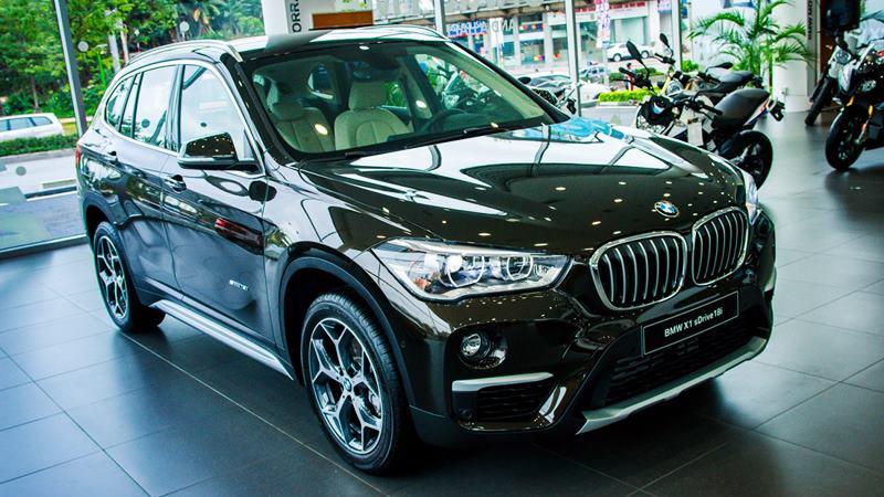 BMW X1 2019 tại Việt Nam có giá bán mới từ 1,757 tỷ đồng - Ảnh 2