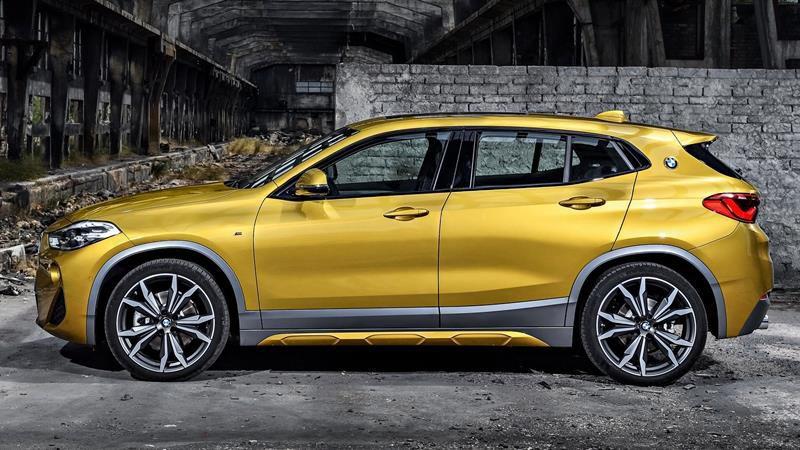 Chi tiết xe BMW X2 2019 hoàn toàn mới - Ảnh 7