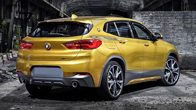 Chi tiết xe BMW X2 2019 hoàn toàn mới - Ảnh 6