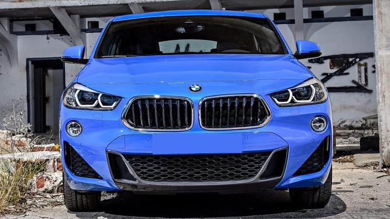 Chi tiết xe BMW X2 2019 hoàn toàn mới - Ảnh 3