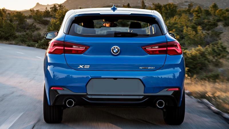 Chi tiết xe BMW X2 2019 hoàn toàn mới - Ảnh 4