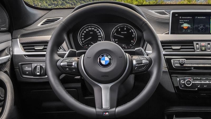 Chi tiết xe BMW X2 2019 hoàn toàn mới - Ảnh 9