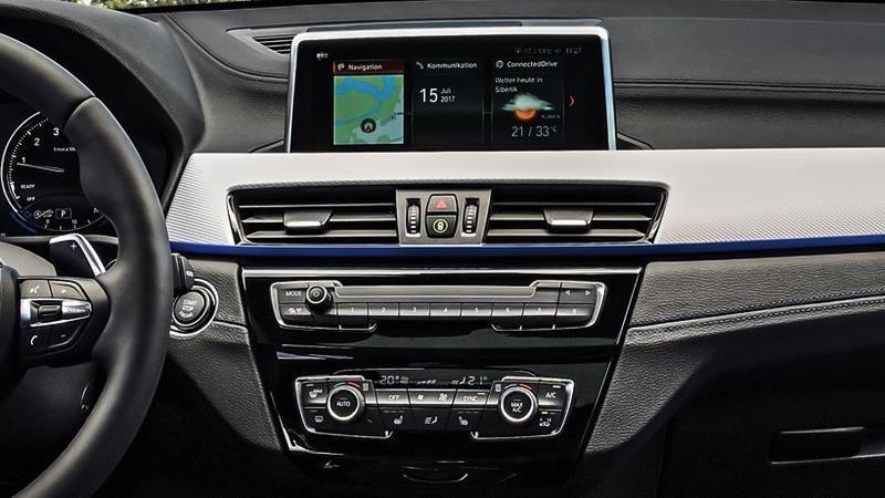 Chi tiết xe BMW X2 2019 hoàn toàn mới - Ảnh 10