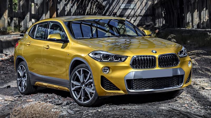 Chi tiết xe BMW X2 2019 hoàn toàn mới - Ảnh 5