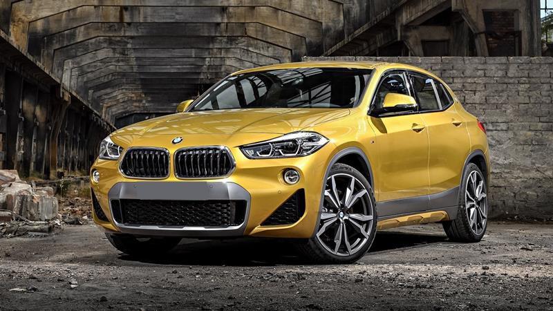 Chi tiết xe BMW X2 2019 hoàn toàn mới - Ảnh 2
