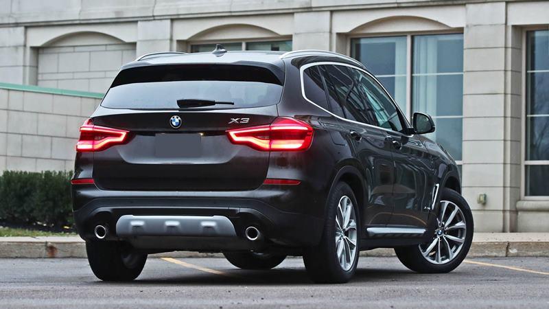 Thông số kỹ thuật và trang bị xe BMW X3 2019 mới tại Việt Nam - Ảnh 3