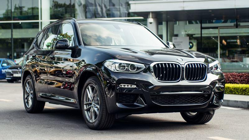 Tư vấn xe SUV BMW gầm cao, giá xe BMW X1, X2, X3, X4, X5, X6, X7 - Ảnh 3