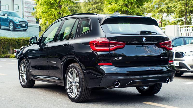 So sánh xe BMW X3 2019 và Audi Q5 2019 bản cao cấp - Ảnh 5