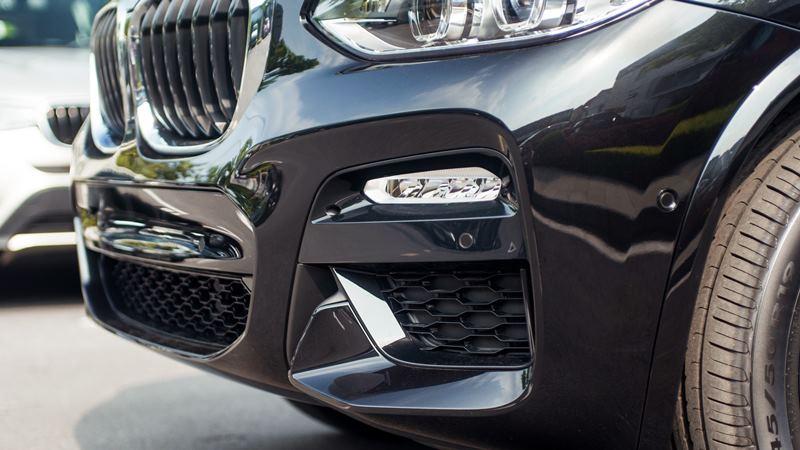 Chi tiết bản cao cấp BMW X3 xDrive30i M Sport 2019 tại Việt Nam - Ảnh 4