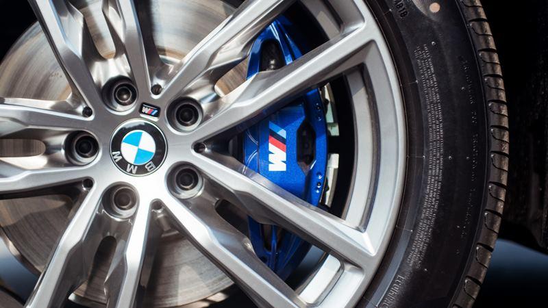 Chi tiết bản cao cấp BMW X3 xDrive30i M Sport 2019 tại Việt Nam - Ảnh 5