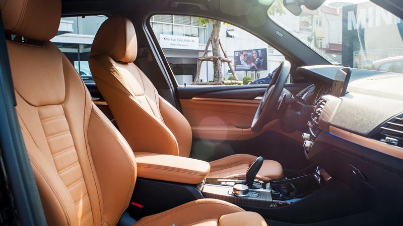 Chi tiết bản cao cấp BMW X3 xDrive30i M Sport 2019 tại Việt Nam - Ảnh 12