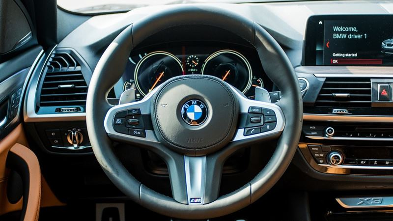 Chi tiết bản cao cấp BMW X3 xDrive30i M Sport 2019 tại Việt Nam - Ảnh 9