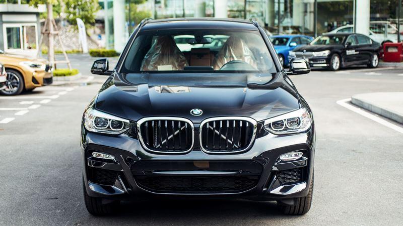 Chi tiết bản cao cấp BMW X3 xDrive30i M Sport 2019 tại Việt Nam - Ảnh 7