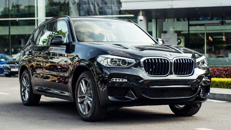 Chi tiết bản cao cấp BMW X3 xDrive30i M Sport 2019 tại Việt Nam - Ảnh 2