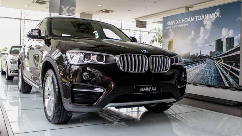 Đánh giá xe BMW X4 2018 - Hình 1