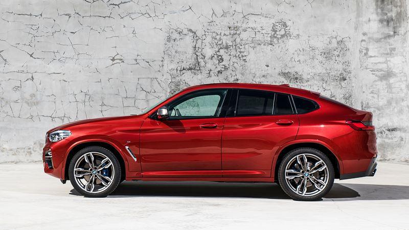 Chi tiết xe BMW X4 2019 thế hệ hoàn toàn mới - Ảnh 4