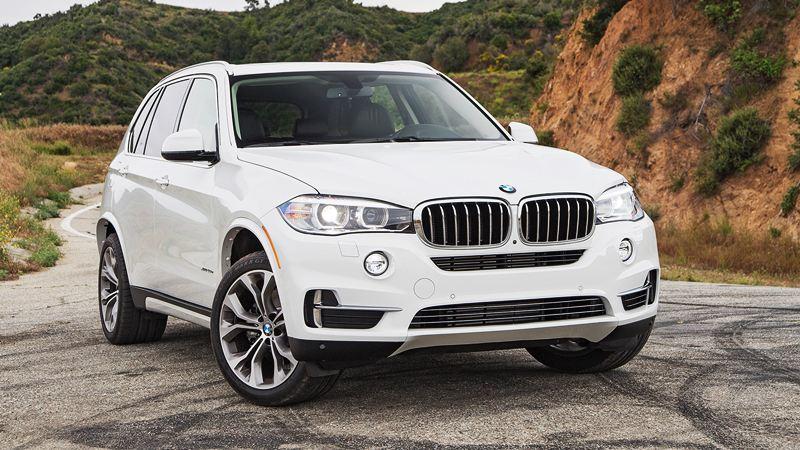 Đánh giá xe BMW X5 2018 - Hình 1