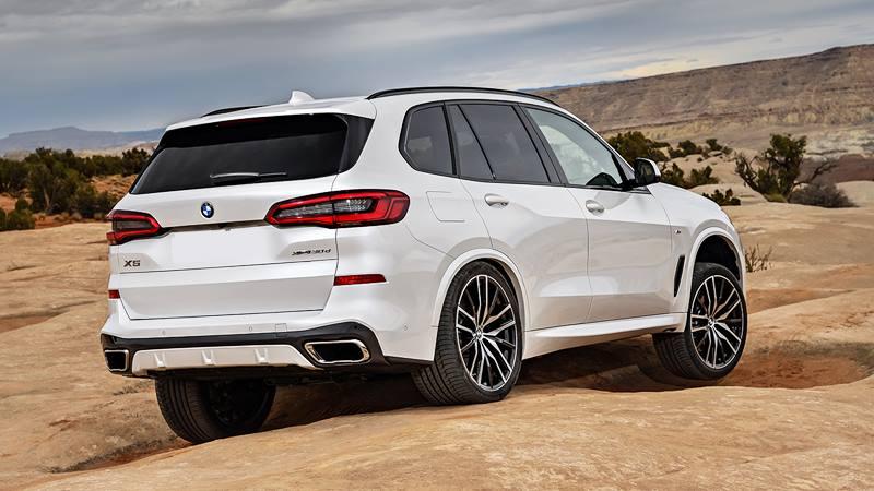 Giá bán và chi tiết kỹ thuật của BMW X5 xDrive40i 2019 hoàn toàn mới - Hình 2