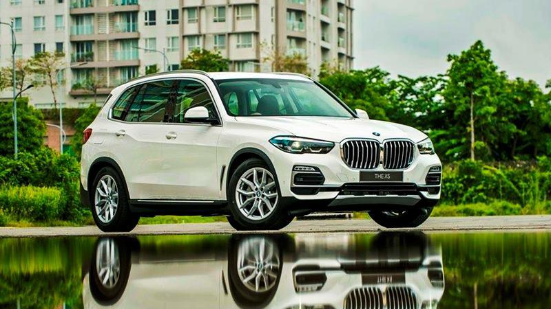 BMW X5 2019 bán tại Việt Nam có giá từ 4,3 tỷ đồng - Ảnh 1