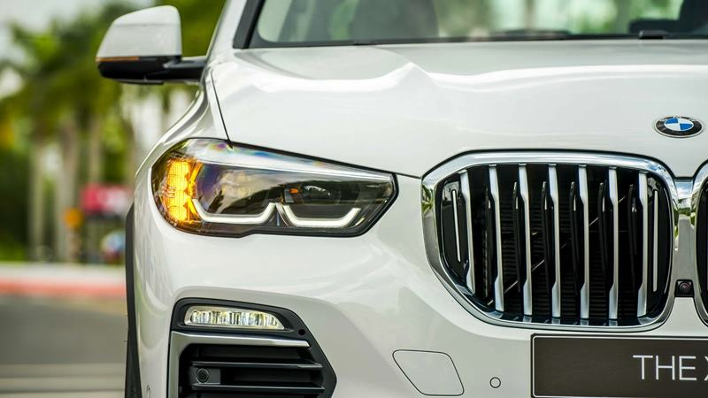 Chi tiết thông số và trang bị xe BMW X5 xDrive40i 2019 tại Việt Nam - Ảnh 5