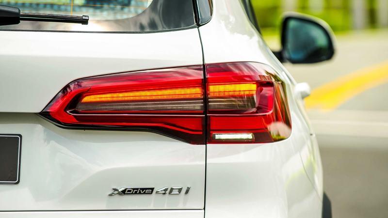 Chi tiết thông số và trang bị xe BMW X5 xDrive40i 2019 tại Việt Nam - Ảnh 7