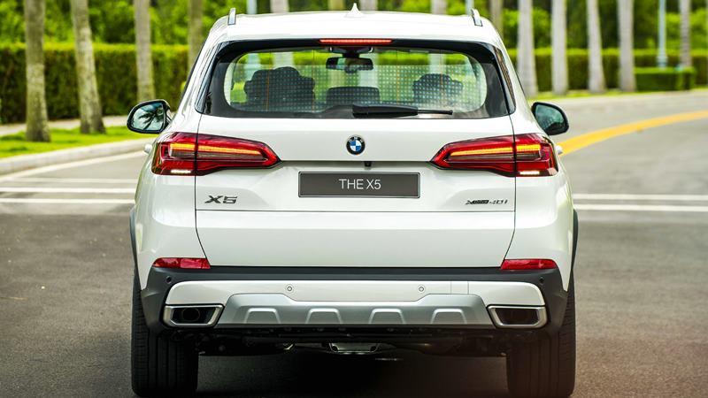 BMW X5 2019 bán tại Việt Nam có giá từ 4,3 tỷ đồng - Ảnh 3