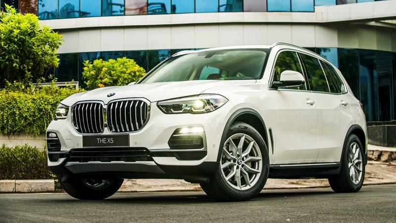 BMW X5 2019 bán tại Việt Nam có giá từ 4,3 tỷ đồng - Ảnh 4