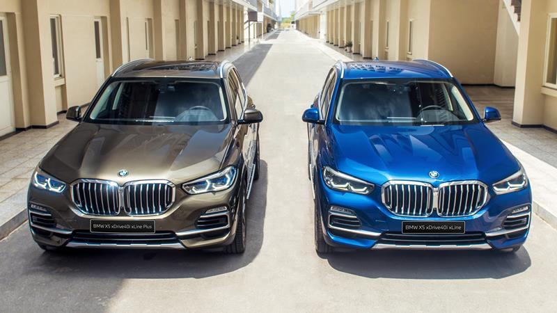 Chi tiết thông số kỹ thuật và trang bị xe BMW X5 2020 tại Việt Nam - Ảnh 1