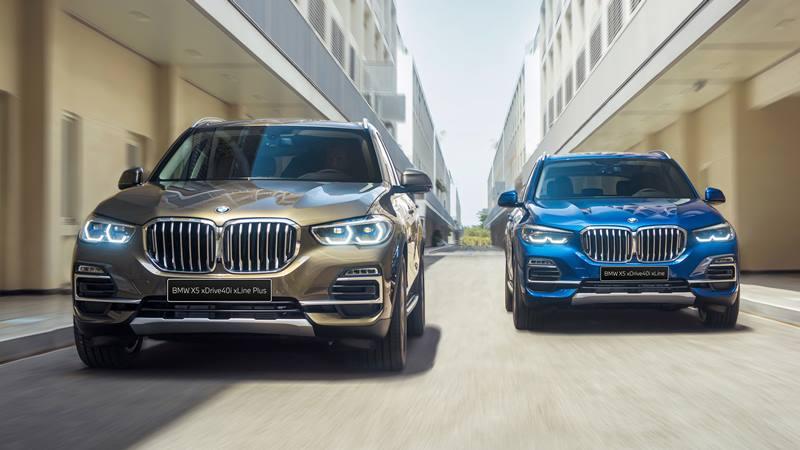 Giá bán xe 7 chỗ BMW X5 2020 mới tại Việt Nam từ 4,119 tỷ đồng - Ảnh 1