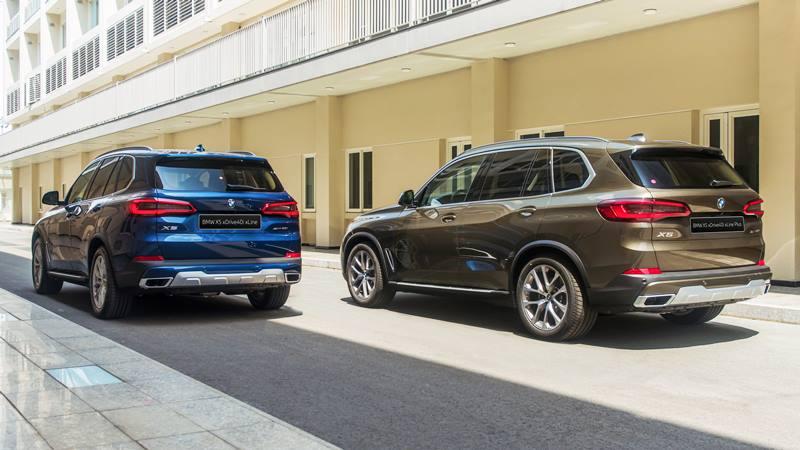 Giá bán xe 7 chỗ BMW X5 2020 mới tại Việt Nam từ 4,119 tỷ đồng - Ảnh 16