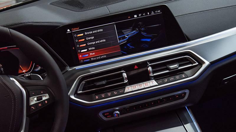 Giá bán xe 7 chỗ BMW X5 2020 mới tại Việt Nam từ 4,119 tỷ đồng - Ảnh 9