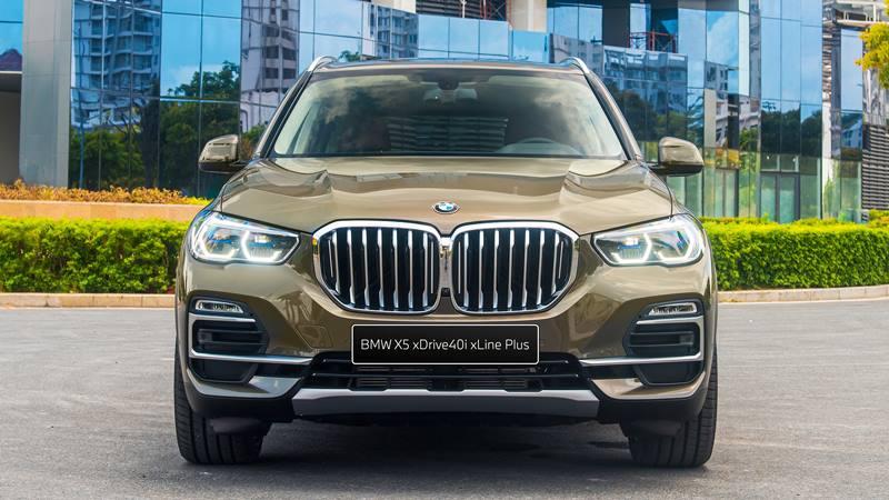 Giá bán xe 7 chỗ BMW X5 2020 mới tại Việt Nam từ 4,119 tỷ đồng - Ảnh 2