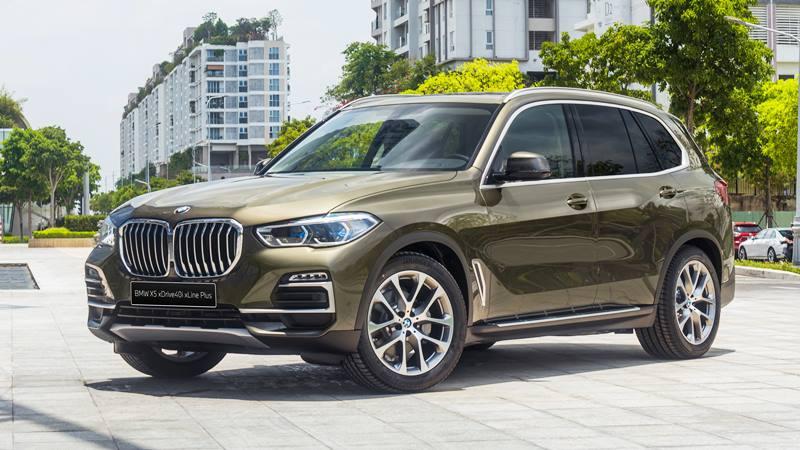 Giá bán xe 7 chỗ BMW X5 2020 mới tại Việt Nam từ 4,119 tỷ đồng - Ảnh 4