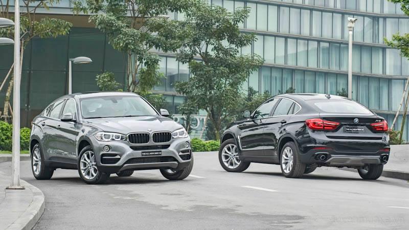 Đánh giá xe BMW X6 2018 - Hình 1