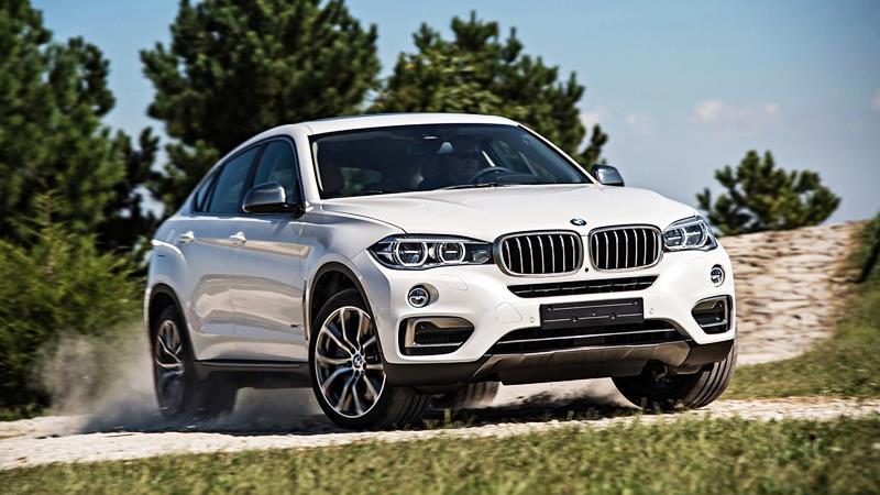 Tư vấn xe SUV BMW gầm cao, giá xe BMW X1, X2, X3, X4, X5, X6, X7 - Ảnh 8