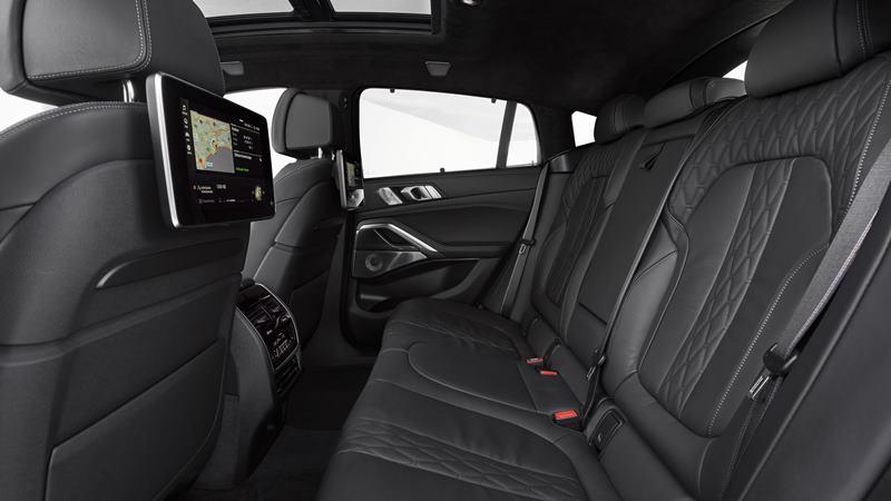 SUV thể thao BMW X6 2020 thế hệ mới - Ảnh 10