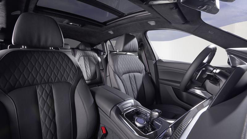 SUV thể thao BMW X6 2020 thế hệ mới - Ảnh 9