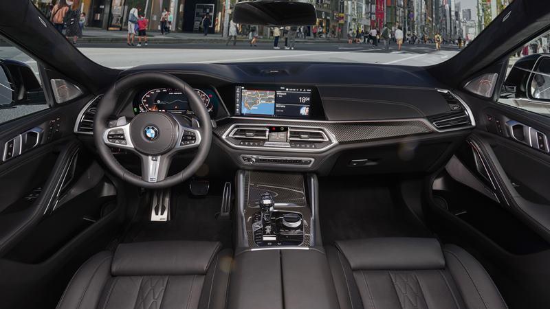 SUV thể thao BMW X6 2020 thế hệ mới - Ảnh 5