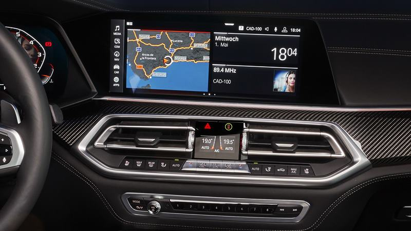 SUV thể thao BMW X6 2020 thế hệ mới - Ảnh 7