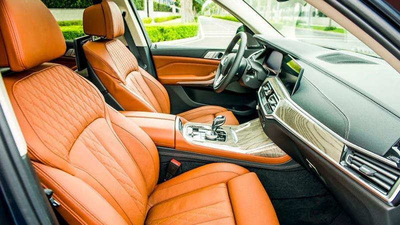 SUV 7 chỗ BMW X7 2019 bán tại Viêt Nam có giá 7,5 tỷ đồng - Ảnh 10