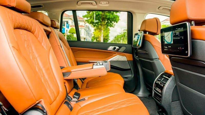 SUV 7 chỗ BMW X7 2019 bán tại Viêt Nam có giá 7,5 tỷ đồng - Ảnh 11